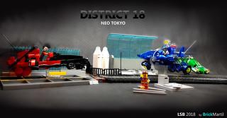 LSB 2018 - District 18 Neo Tokyo