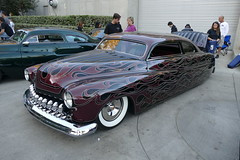 saturday drive in 265 (bballchico) Tags: merc mercury fatboy custom kustom mercaholicscc saturdaydrivein gnrs2018 carshow flames