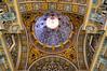 CFR3953 Mausoleo de Los Amantes de Teruel (Carlos F1) Tags: nikon d300 teruel iglesia church sanpedro saint peter amantes lovers arquitectura mudejar spain architecture decoracion dibujo paint draw diseño design