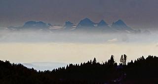 180106 Phantom Dachstein-Gebirge mit Gletschern