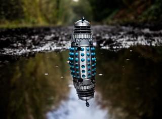 Dalek Invasion of Wigan