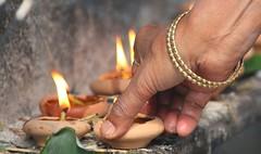 Hand of worship at Shiva Dol (4) (Richard Collier - Wildlife and Travel Photography) Tags: india assam worship hindu