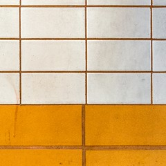 Wall (SammCox) Tags: minimalism parallellines rectangle tile wall geometric newmexico santafe shape unitedstates