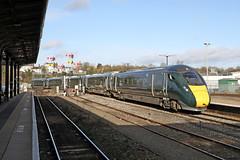 800006 Class 800 (Roger Wasley) Tags: 800006 class800 gwr worcester shrubhill foregatestreet london paddington station worcestershire trains railways greatwesternrailway gb uk