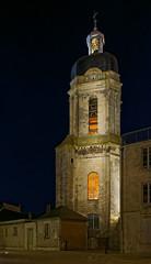 Clocher de l'église Saint-Jean (JiPiR) Tags: larochelle nouvelleaquitaine france