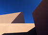 Leading Edge (studioferullo) Tags: abstract architecture art beauty bright building colorful colourful colors colours contrast dark design detail downtown edge light minimalism outdoor outside perspective pattern pretty scene shadow sky study sunlight sunshine street texture tone weathered world arizona tempe university lines diagonal geometry geometric angle