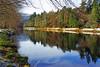 River Tay Landscape (eric robb niven) Tags: ericrobbniven scotland dunkeld perthshire walking