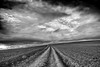 Desequilibrio (una cierta mirada) Tags: road path bnw clouds cloudscape nature outdoors blackandwhite sky mountain stormy black lumix lumixgx8