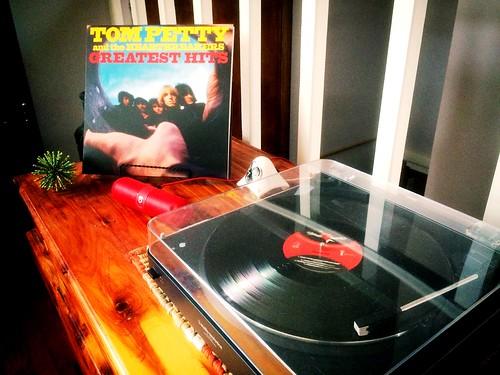 Tom Petty The Heartbreakers fan photo
