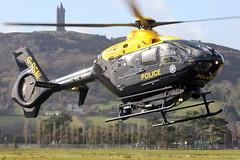 G-PSNI (GH@BHD) Tags: gpsni eurocopter ec135 police psni policeserviceofnorthernireland emergency rescue newtownardsairfield newtownards ulsterflyingclub helicopter chopper rotor aircraft aviation