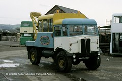 City to City (ekawrecker) Tags: mpte artillery tractor lorry truck clywd ossieblythin