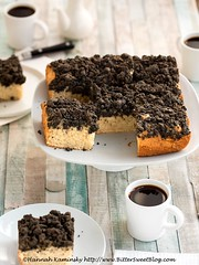 Black and White Sesame Streusel Cake 2 (Bitter-Sweet-) Tags: vegan baking sweet dessert food snack cake sesame tahini seeds livingtreecommunity paste easy crumb struesel coffee square slice eggless dairyfree nondairy plantbased healthy sugar black white