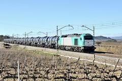 TREN DE COVESTRO (Andreu Anguera) Tags: locomotora335 transfesa covestro altpenedés barcelona catalunya andreuanguera