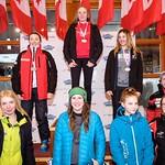 Race 1 - U14 Ladies