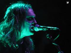 Tribulation - Johannes Andersson (The Crow2) Tags: thecrow2 panasonic dmctz70 koncert concert music zene metal tribulation koko london uk anglia england 2018