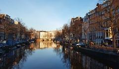 Keizersgracht (peter.velthoen) Tags: keizersgracht ochtend kanaal gracht canal water amsterdam winterdag spiegeling ochtendlicht morninglight petervelthoen