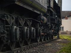 P1218885 (Dreamaxjoe) Tags: gozmozdony 424steamlocomotive steam locomotive 424 bivaly celldömölk