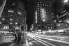 Light everywhere (Photo's by Daniel Cohen) Tags: 80d urban dansdailyphoto street georgest black white canon sydney market lighttrail bw website