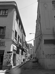 Santiago de Chile (Alejandro Bonilla) Tags: santiago street santiagodechile santiaguinos sam streetphotography santiagochile manuelvenegas monocromo monocromatico