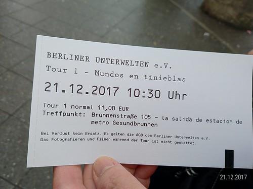 Berliner Underwelten - Bunker