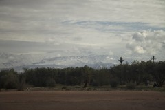 Atlas Mountains Under clouds (TravellingMiles) Tags: morocco atlasmountains sky sunset landscape