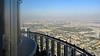 High up on the Burj Khalifa, Dubai. (Visual Photons) Tags: burj kal khalifa dubai uae