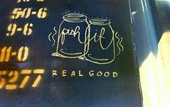 SOBER (BLACK VOMIT) Tags: graffiti freight train moniker oil streak sober
