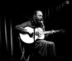 Charlie Parr (fotomie2009) Tags: charlie parr musica dalvivo live music concert performance guitarman guitarist chitarrista americano blues raindogs house savona italy 2018 bw monochrome monocromo bn