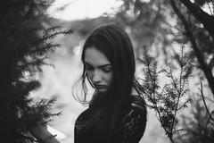 Alessandra (Adam R.T.) Tags: beauty beautiful brunette dark dress cute elegance elegant abandoned alsace alone exploration ruin mysterious old pretty lost lostplaces lady horror gorgeous fantastic decrepitude depressed spooky quiet forest girl wom woman blackandwhite noiretblanc