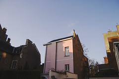 2.30 (Lucie Drabkova) Tags: brussels belgium pink house