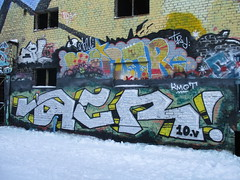 Pispala Hall of Fame 2018 (Thomas_Chrome) Tags: graffiti streetart street art spray can wall walls fame gallery hof pispala tampere suomi finland europe nordic legal winter chrome