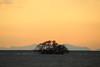 Lake Biwa (Teruhide Tomori) Tags: 滋賀県 琵琶湖 湖北 長浜市 日本 風景 日没 自然 nature landscape japan japon lakebiwa water sunset sky winter tree dusk lake