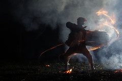Ce dragon de feu (小川 Ogawasan) Tags: japan japon festival matsuri fire obon tradition