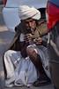 villager in town (rajeshvengara) Tags: old man farmer rajeshvengara rajesh vengara vadodara gujarat smoker