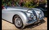 Jaguar XK 120 (1954) (Laurent DUCHENE) Tags: concoursofelegance hamptoncourtpalace 2017 automobile car automobiles jaguar xk 120 xk120