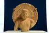 DSC_9522 The British Museum London Indian Asian Display Sandstone Sculpture of a Tirthankara AD 200-300 Kankali Tila Mathura Uttar Pradesh India (photographer695) Tags: the british museum london indian asian display sandstone sculpture tirthankara ad 200300 kankali tila mathura uttar pradesh india