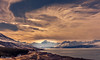 Mt Cook Southern Alps NewZealand (furbs01 Thanks for 5,000,000 + views 28 Jan 2018) Tags: sky water clouds snow mountains cold southernalps road lookout