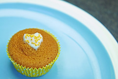 Made with love (Ron and Co.) Tags: valentines love cake bun fairybun baking heart sweet colour