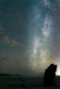 Helvetia Galaxy (IanCoates94) Tags: gower rhossili wormshead stars milkyway galaxy seascape longexposure wales southwales swansea d7100 sky clouds beach astrophotography shipwreck
