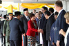 Istiadat sambutan rasmi lawatan negara PYT Dame Patsy Reddy,Gabenor Jeneral Negara New Zealand ke Malaysia.Parlimen,6/12/17 (Najib Razak) Tags: gabenorjeneralnegaranewzealandkemalaysia istiadat sambutan rasmi lawatan negara pyt dame patsy reddy gabenor jeneral new zealand