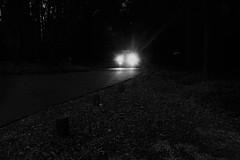 Darkness (qorp38) Tags: darkness headlights alone