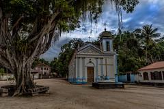 Capela de São Roque - lha de Paquetá - RJ (mariohowat) Tags: paquetá ilhadepaquetá capeladesãoroque igrejasdoriodejaneiro entardecer canon6d canon brasil brazil riodejaneiro