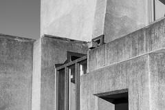 Radio Kootwijk (eric geers) Tags: radiokootwijk veluwe zwartwit bw blackandwhite monochrome architecture architectuur da40mmf28xs