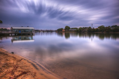 Morning Dream (satochappy) Tags: river morning ferrywharf cloudy parramattariver nd 10stop le twb