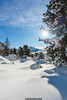 So soft (Nicola Pezzoli) Tags: dolomiti dolomites unesco val gardena winter snow alto adige italy bolzano mountain nature december ski passo sella città sassi flare sun soft fresh