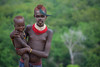 Mommy (Marcel Figueiredo) Tags: africa tribe karo ethiopia travel people baby family
