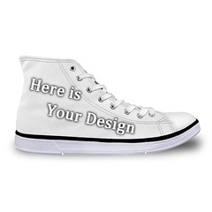 Men's High-Top Comfortable Canvas Fashion Sneakers (My Design List) Tags: mydesignlist customizedsneakers custommadeshoes customizedshoes customizableshoes designyourownshoes custommadegift customshoes shoecustomizer createyourownshoes dropshipshoes customized sneakers custom made shoes customizable design your own gift shoe customizer create dropship
