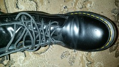 20170918_195940 (rugby#9) Tags: drmartens boots icon size 7 eyelets doc martens air wair airwair bouncing soles original hole lace docmartens dms cushion sole yellow stitching yellowstitching dr comfort cushioned wear feet dm 10hole black 1490 10 docs doctormarten shoe footwear boot indoor macro