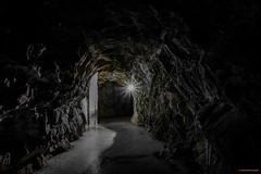 Golden mine (MIKAEL82KARLSSON) Tags: övergivet old öde övergiven örabergsgruvan öraberget abandoned decay mine gruva grängesberg gränges grängesgruva gruvområde dalarna sverige sweden bergslagen pentax k70 mikael82karlsson explore