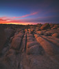 Striations [EXPLORED #5] (Travis Rhoads) Tags: 2017 sonyilce7rm2a7rii voigtlanderultrawideheliar12mmf56asphericaliii ba72l bh55 rrspcl01 tvc33 reallyrightstuff desert goldenhour landscapephotography nationalpark nikcollectionbygoogle sunset textures thegoldenhour copyright2017 travisrhoadsphotography california joshuatreenationalpark monzogranite
